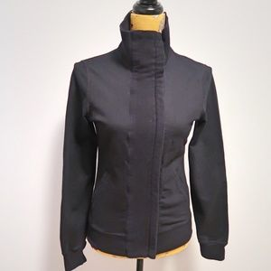 Lululemon Slalom Jacket W/ Quilted Sleeved Patches